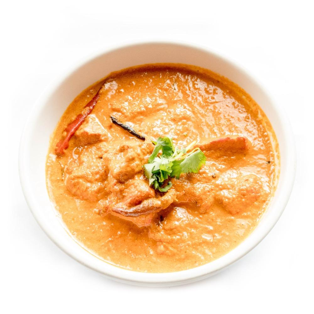 Chicken Tikka Madras