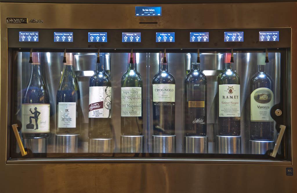 Enomatic Wine