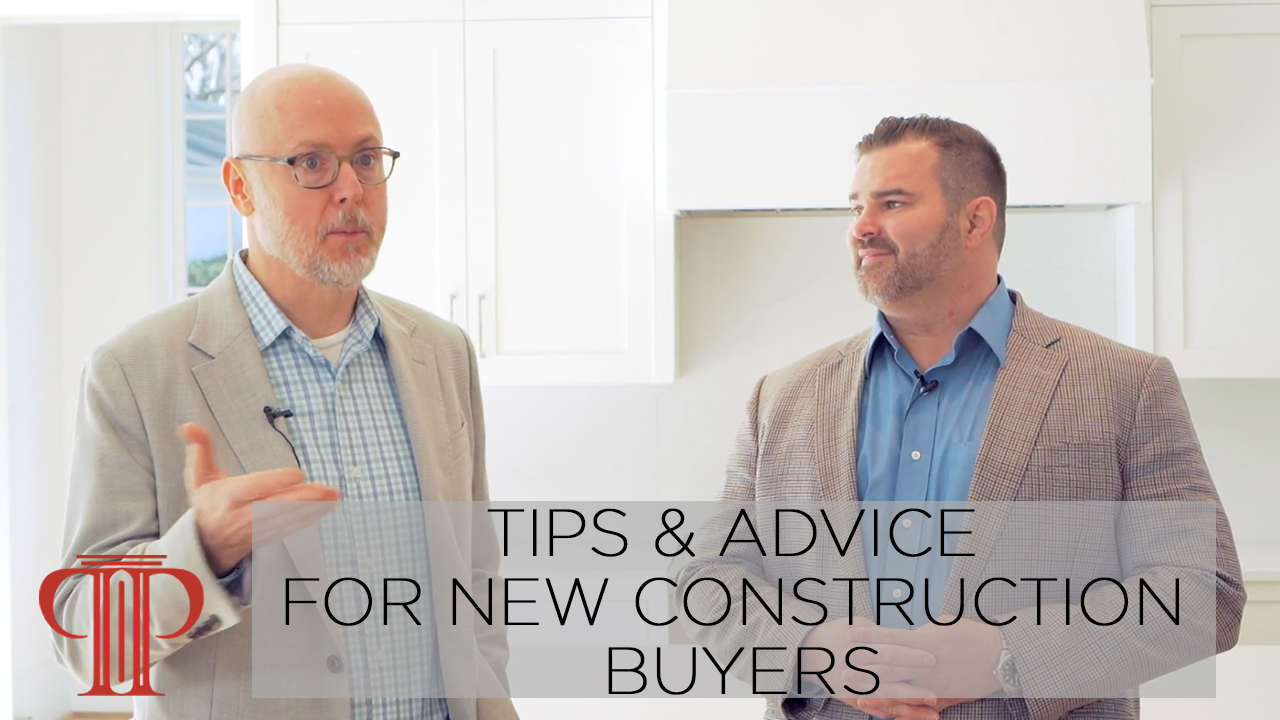 What Buyers Should Know About New Construction
