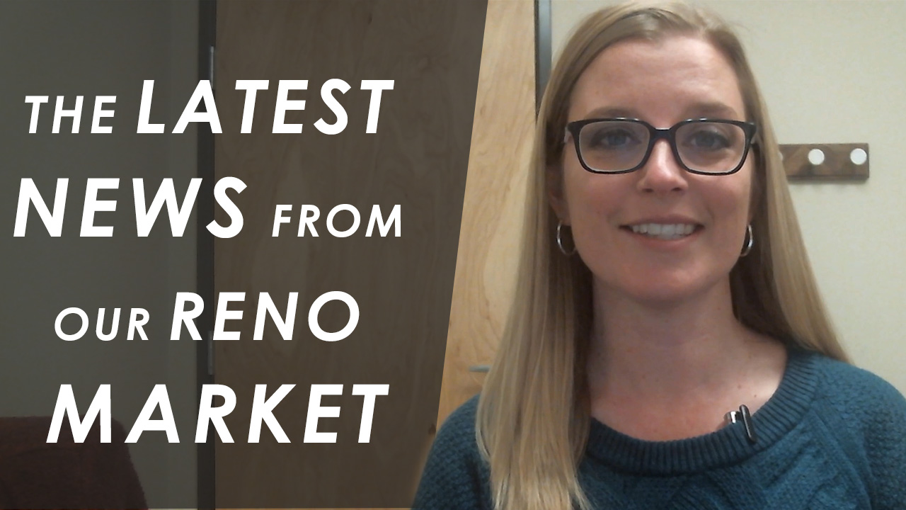 Is Reno a Buyer's or Seller's Market?
