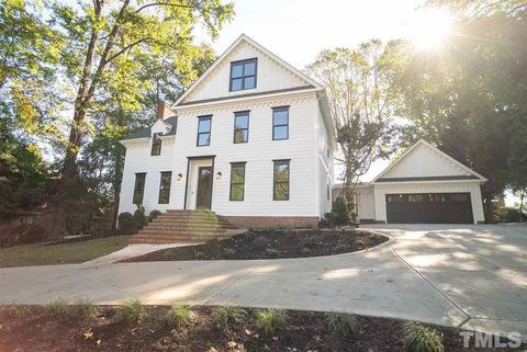 Spring 2019 Raleigh Home Price Update