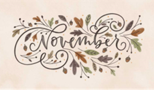 Ismay Realty Group November Newsletter