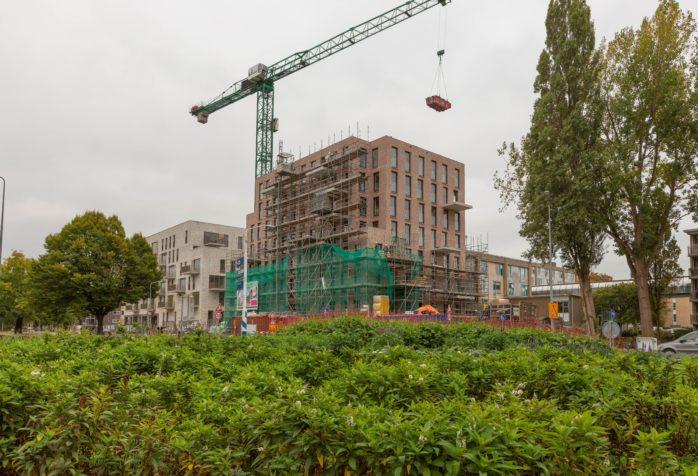Inschrijving vrije sector appartementen in Nieuw Zuid start 7 november
