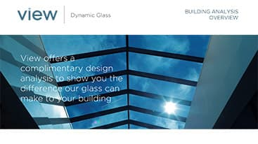 View Building Analysis Services Brochure