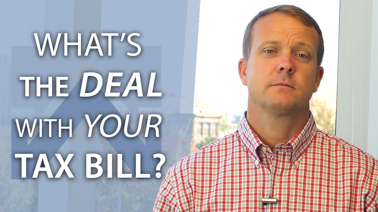 How Buyers and Sellers Should Handle Their Tax Bills