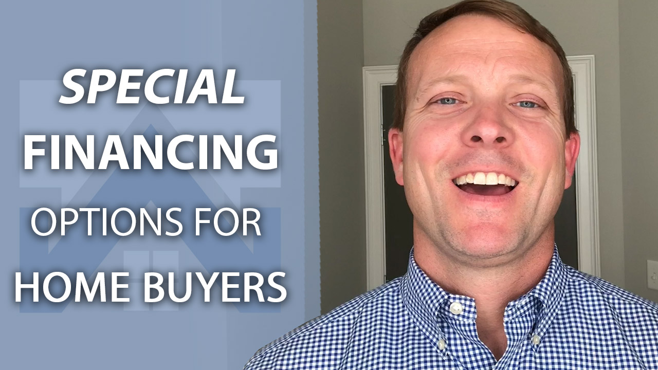 Special Financing Options for Home Buyers