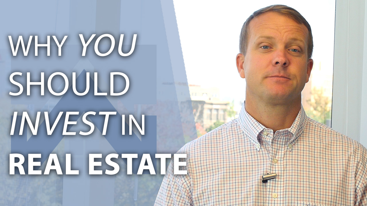 Why Real Estate Investing Is Better Than Stock Market Investing