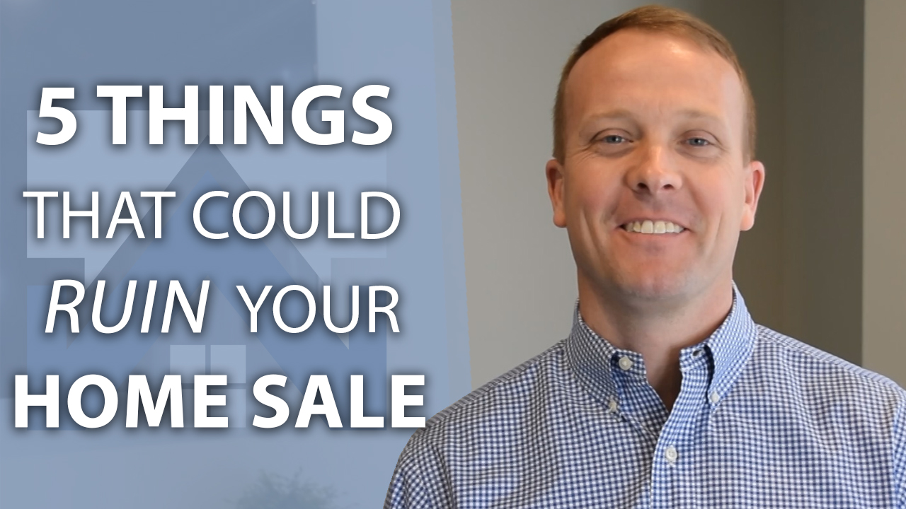 What 5 Small Details Can Ruin Your Home Sale?