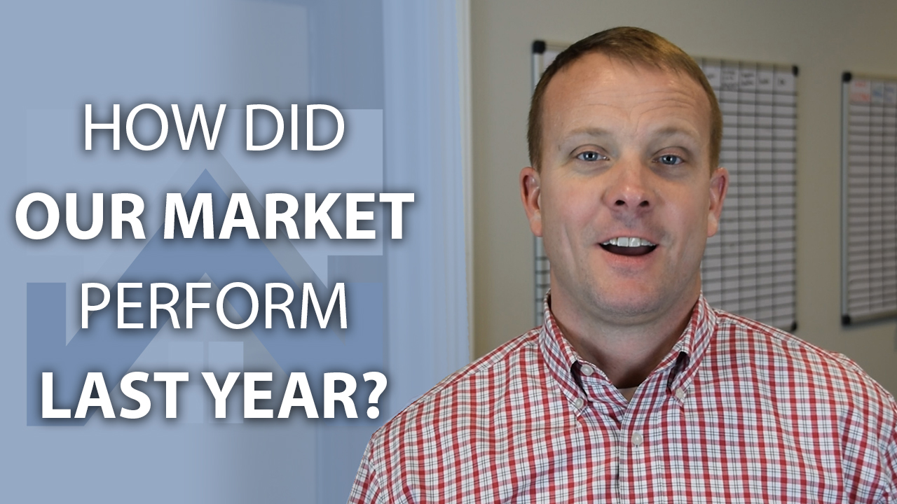 How Did Our Market Perform Last Year?