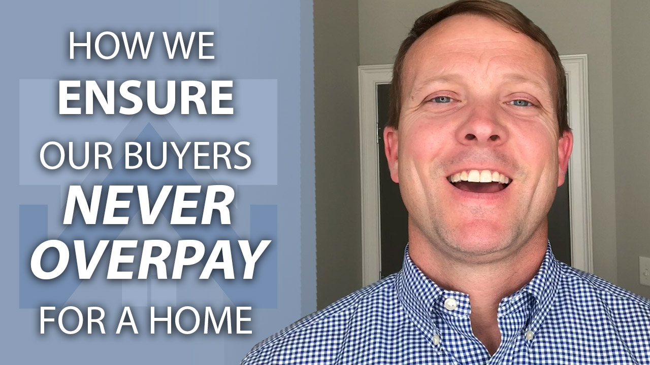 How Can You Be Sure You're Not Overpaying for a Home?