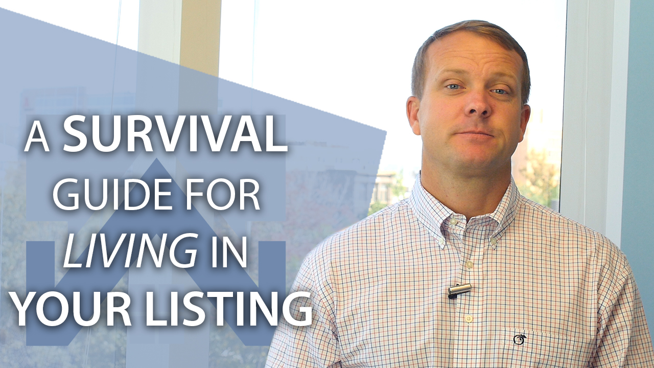 3 Survival Tips for Living in Your For Sale Home