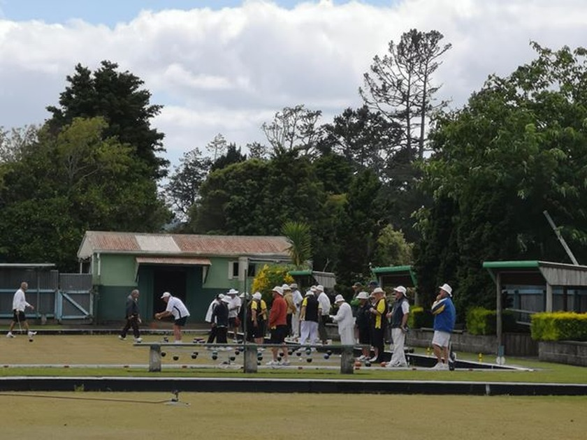 Damage doesn't stop Bowling Club's tournament