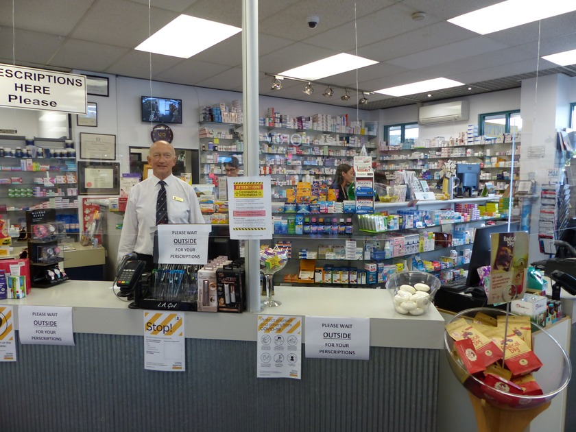 Clarks Pharmacy supplies essential health needs