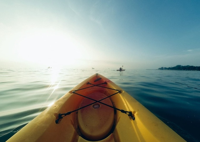 Stay safe on the water – make sure you've got the right gear