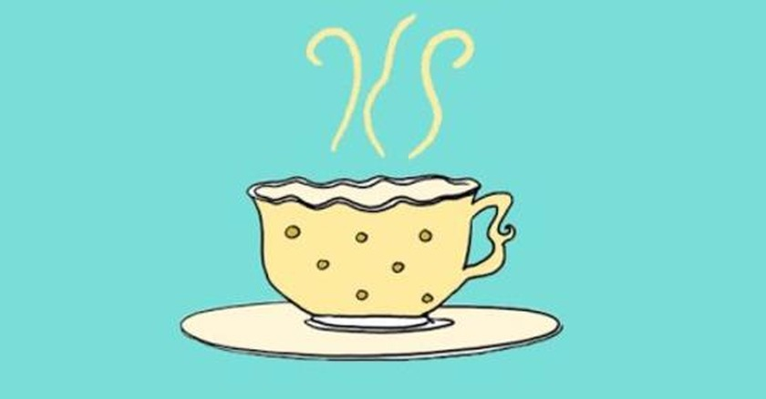 White Ribbon invites you to share a cup of tea
