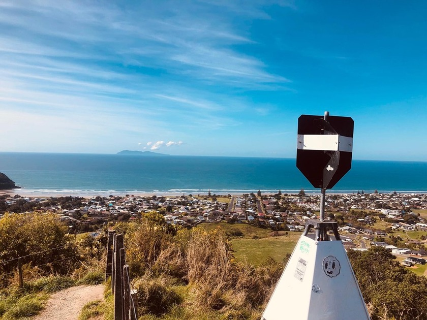 Waihi Beach Trig Trail scheduled for maintenance