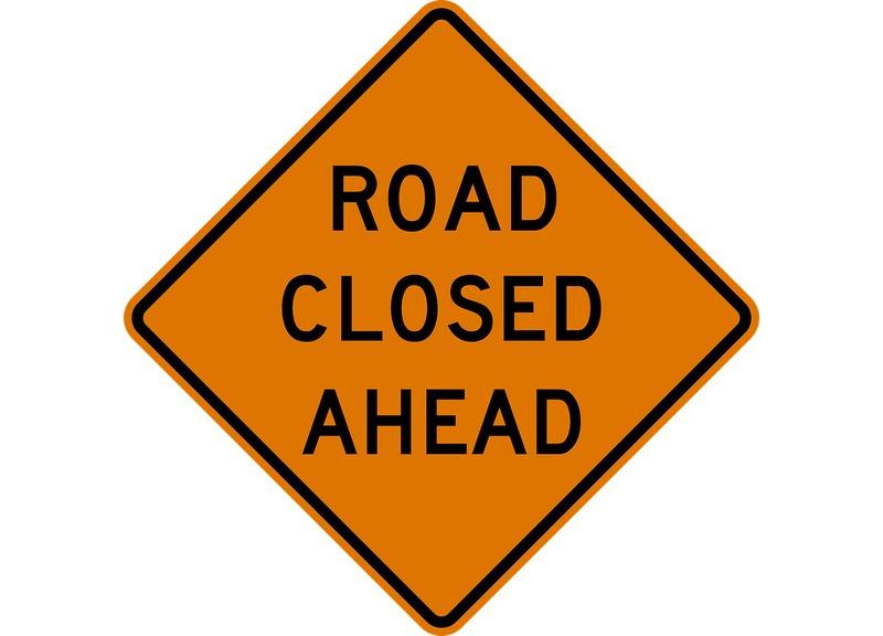 Road closure - State Highway 2, Wairoa Bridge, Te Puna