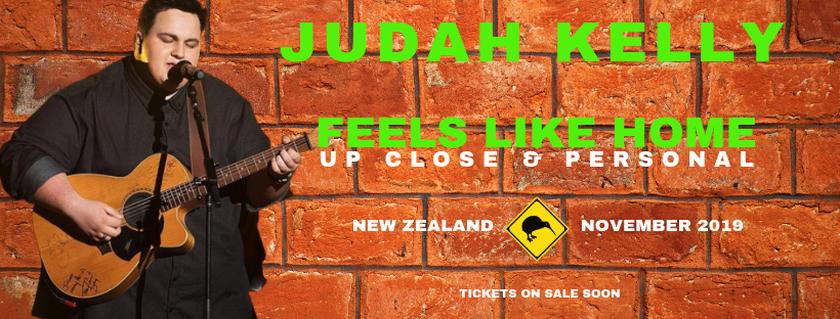 Judah Kelly - Feels Like Home Tour