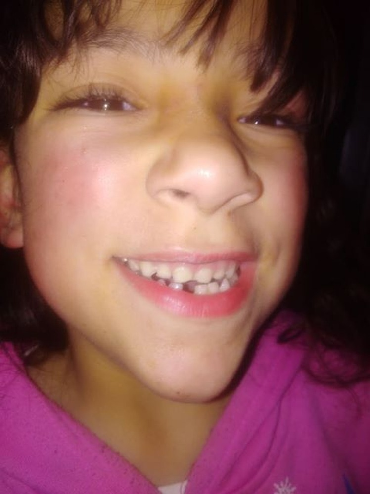 Tooth Fairy turns tears into smiles