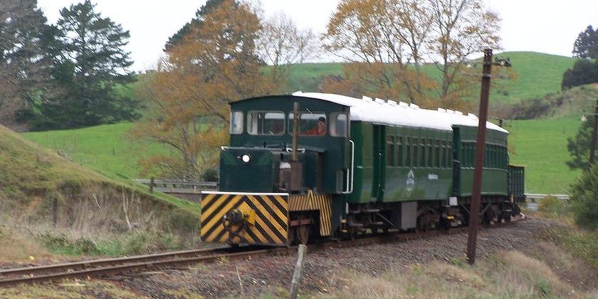 Goldfields Railway back on track