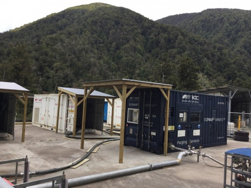 Pike River Mine re-entry