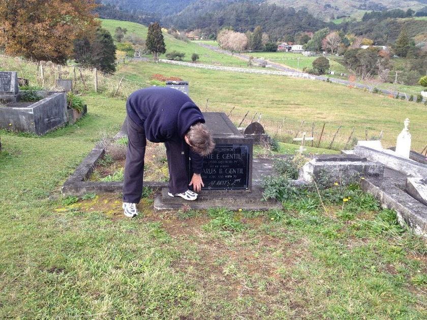 Paeroa's Pukerimu Cemetery is being future proofed