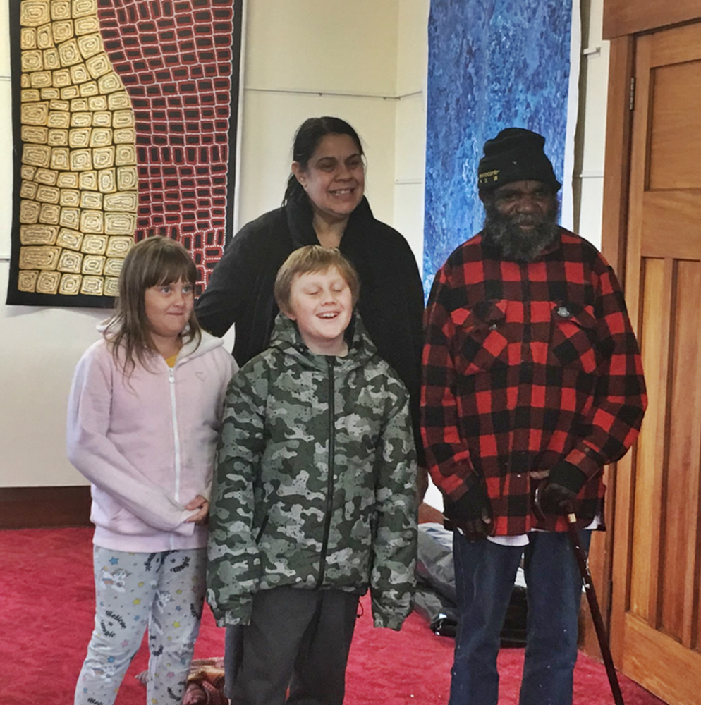 Aboriginal Indigenous Art in Paeroa