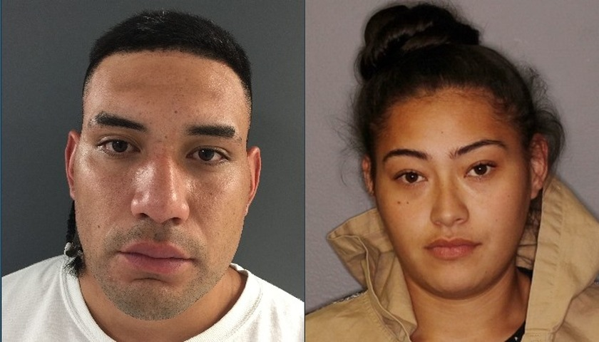 Police seeking Ian Larkins and Awhina Whare