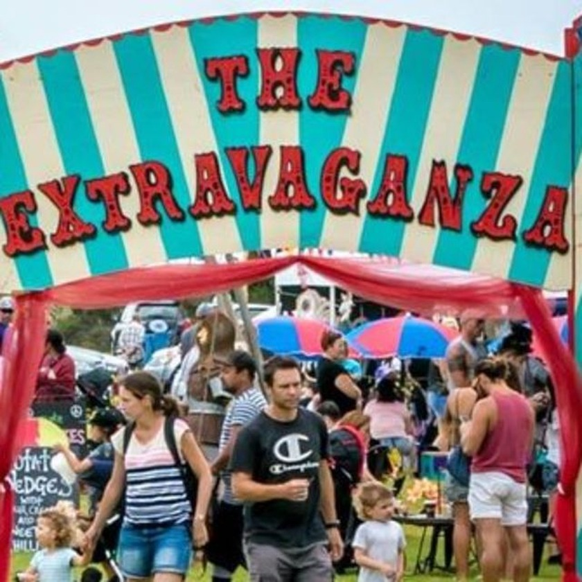 The Extravaganza Fair is rolling into Waihi Beach in time for New Year's Eve!
