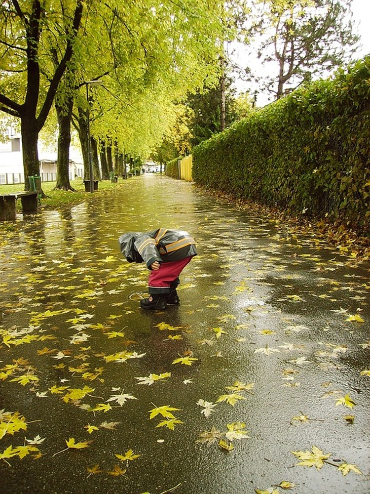 A TURBULENT WEEK OF WEATHER TO END AUTUMN