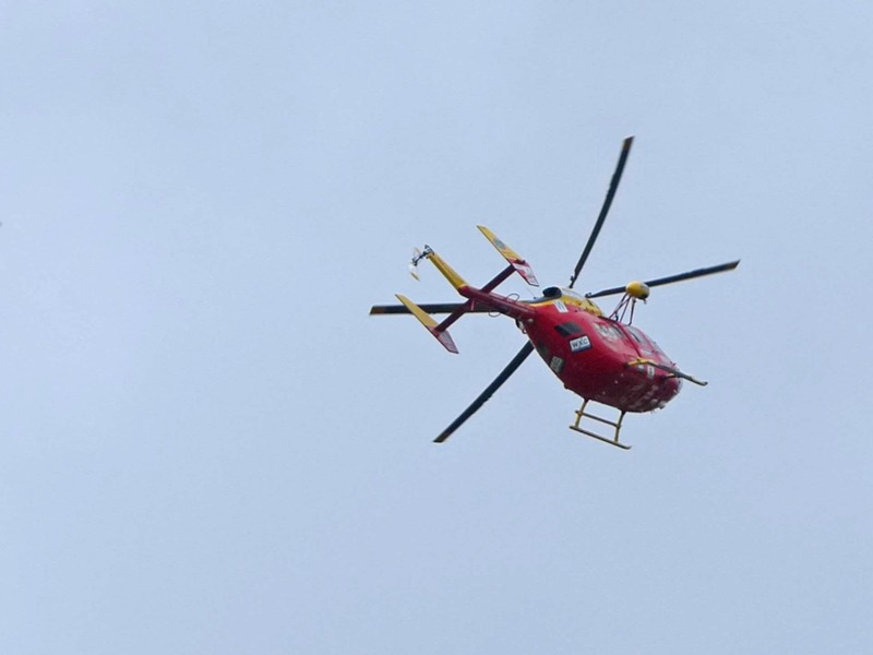 Helicopters to the Rescue