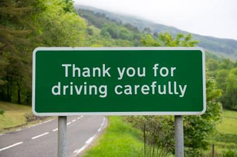 Plan ahead - busy roads ahead