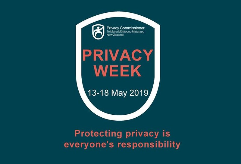 Did you know 13 – 18 May is Privacy Week?
