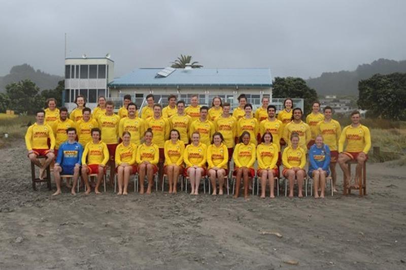 Waihi Beach surf lifeguards honoured for saving stroke victim's life