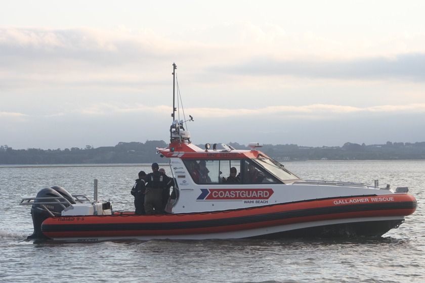 Search for man missing near Tanners Point continues