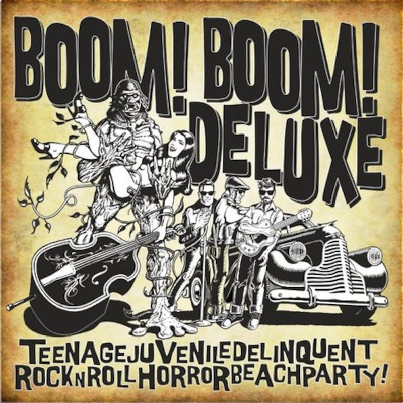 Everybody Rolls with Boom! Boom! Deluxe