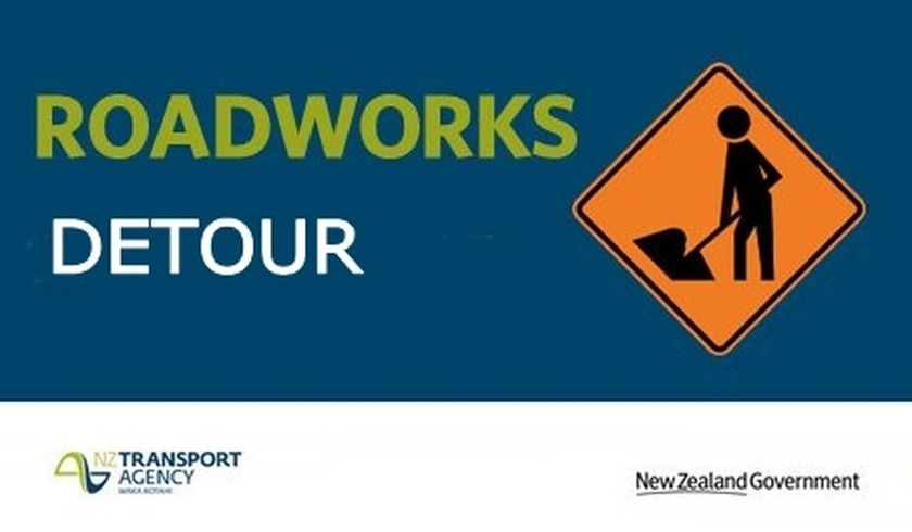 Heads Up... Overnight road closures coming up for SH25 between Tairua and Whenuakite