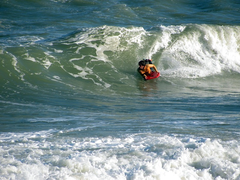 Get ready to boogie - Body Boarding Competition comes to Whiritoa Beach this Saturday