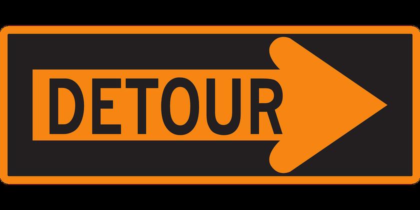 SH26 south of Paeroa closed for ten days for bridge repair