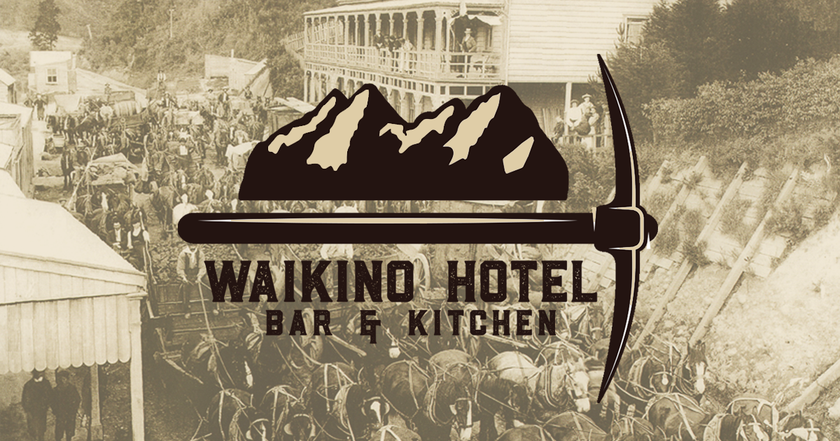 Waikino Hotel's Chef relishes the role and invites you to dinner