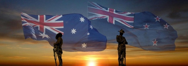 Lest We Forget - ANZAC Day 2019