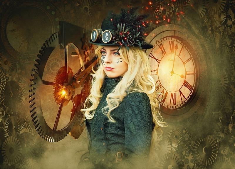 Steampunk Party Time - May 18 @ Karangahake Hall