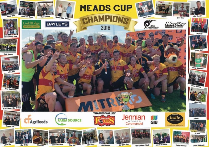 Thames Valley Swampfoxes Heartland Squad announced