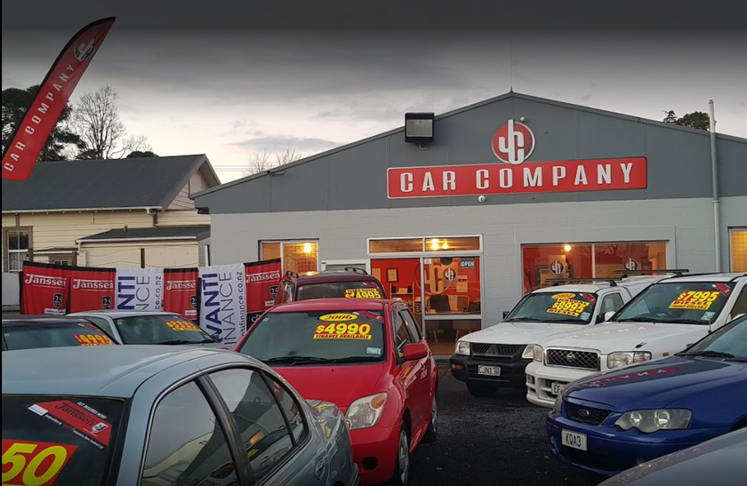 Spotlight on Hauraki Business - JC CAR COMPANY