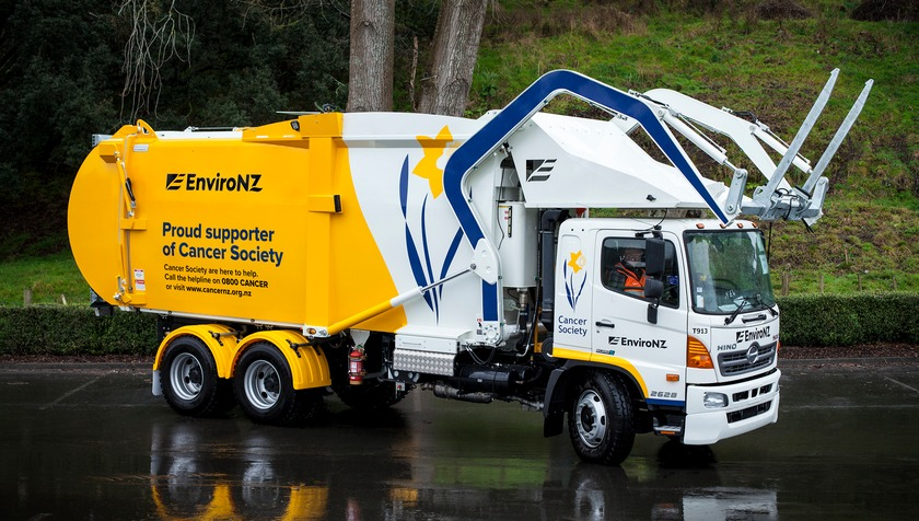 Contract to proceed with kerbside rubbish and recycling collections in Western Bay
