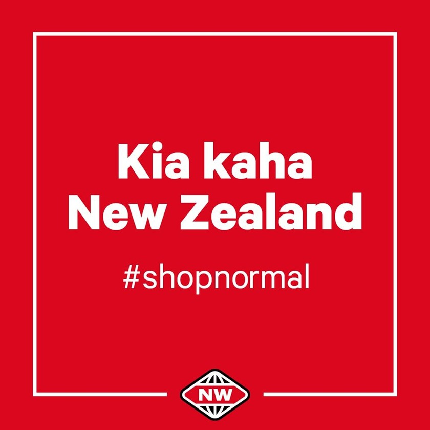 New World Waihi shopping during COVID-19  update