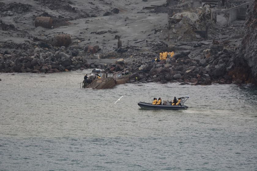 Search to recover two deceased continues
