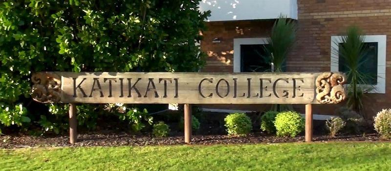 Death in school grounds closes Katikati College