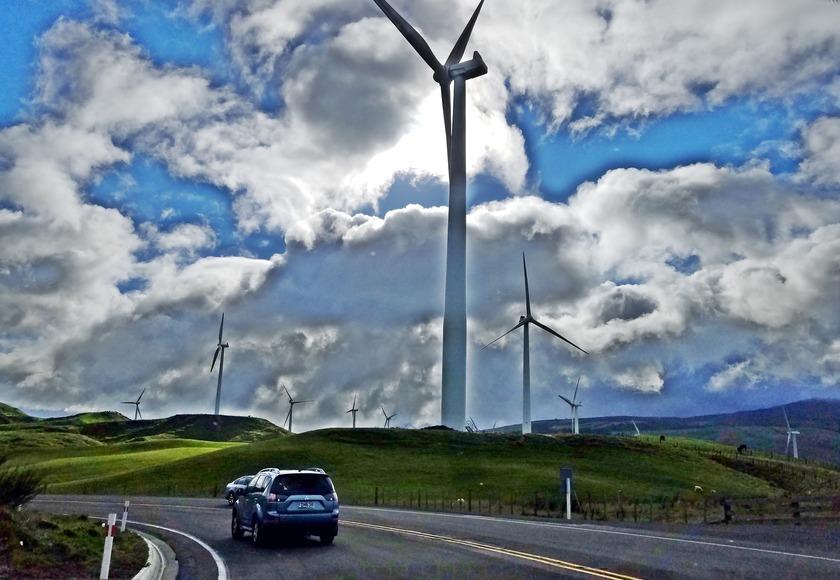 Kaimai wind farm still up in the air