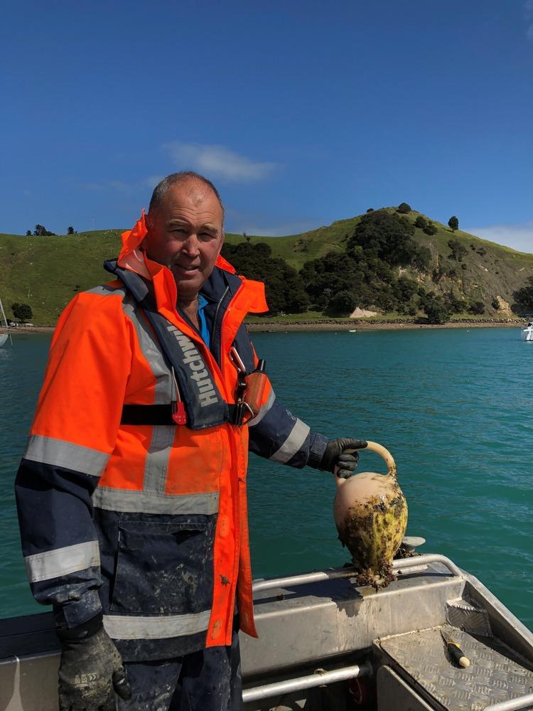 Coromandel's new maritime officer builds presence in community